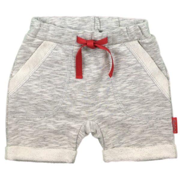 1335 kratke nohavice cervena
