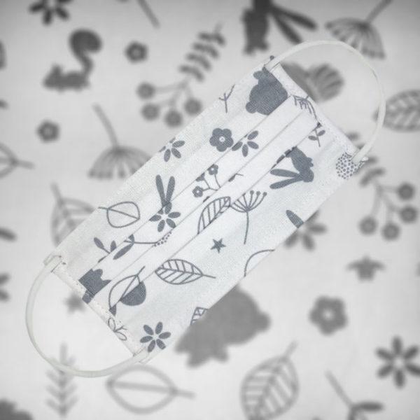 IMG 5278 2 1999E Bavlnené ochranné rúško s kapsičkou