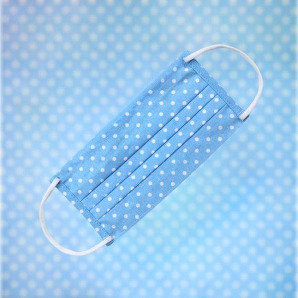 Untitled 17 1999E Bavlnené ochranné rúško s kapsičkou