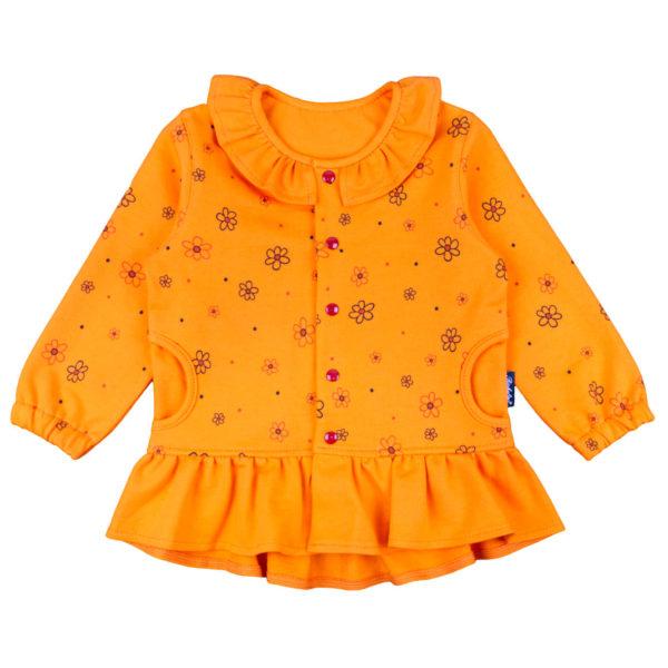 mikina slavka oranzova