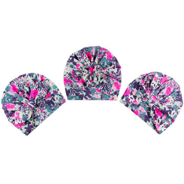 1246 turban pink
