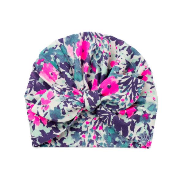 1246 turban pink masla